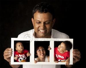 family portraits Singapore